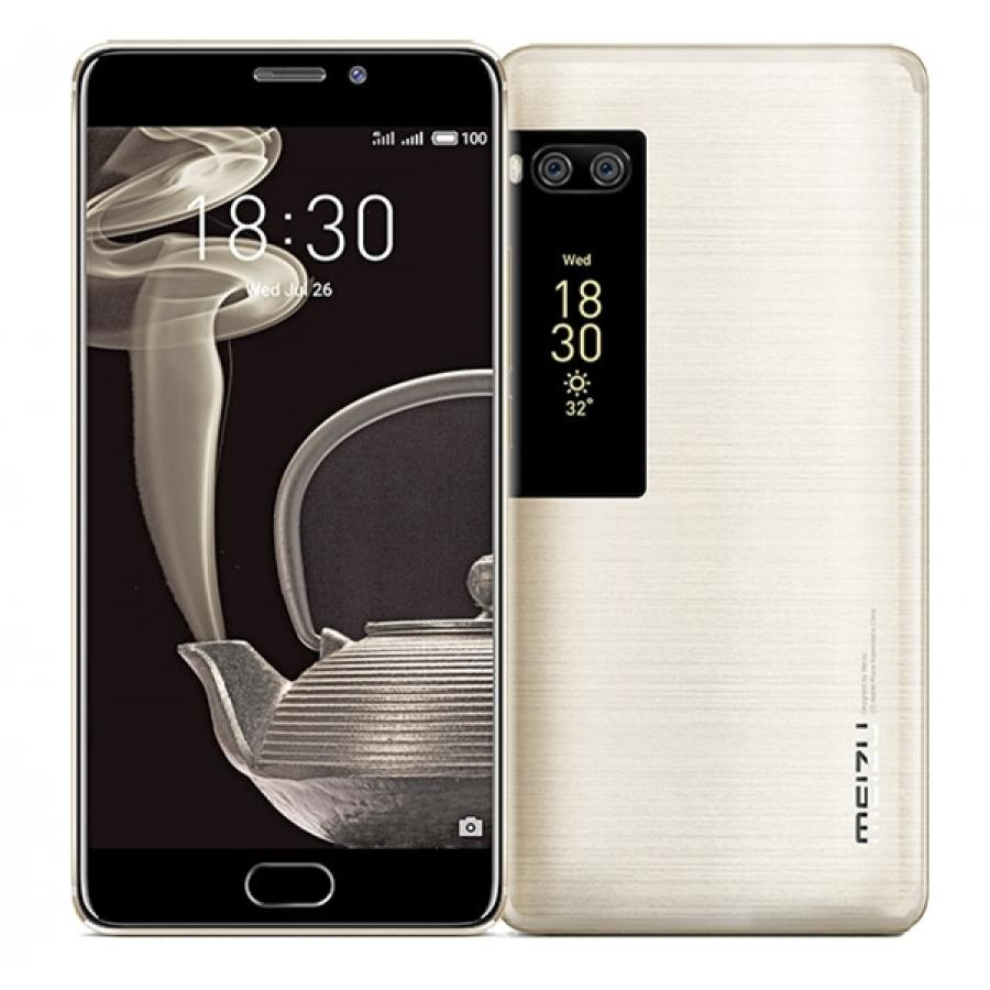 Смартфон Meizu Pro 7 64Gb Gold купальник charmante charmante mp002xw1iqq1