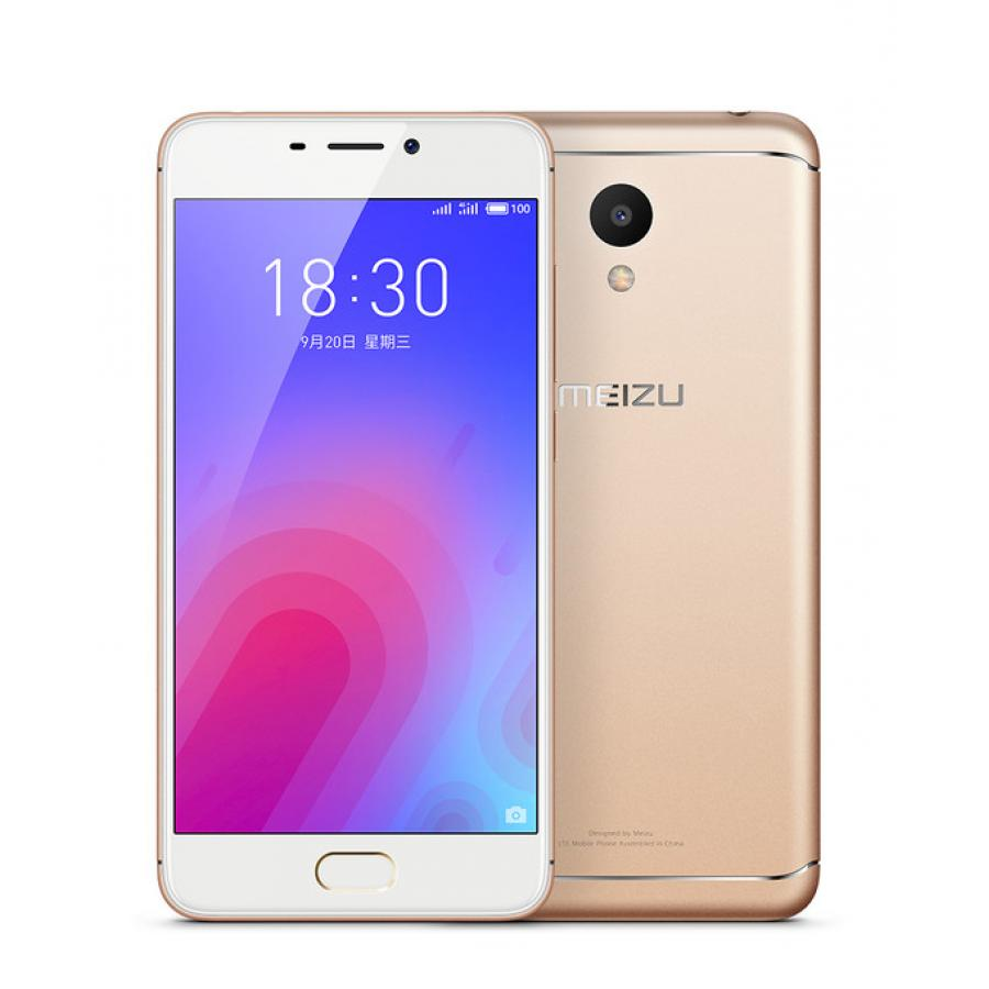 Смартфон Meizu M6 32Gb Gold цена