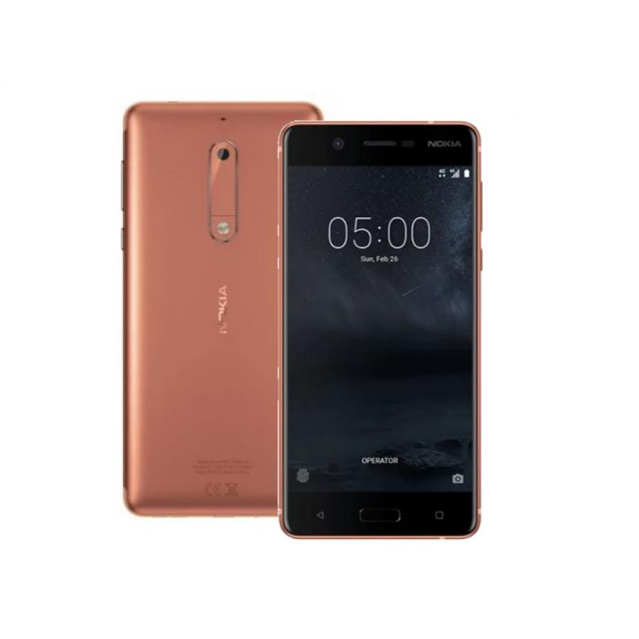 Смартфон Nokia 5 Dual sim (TA-1053) Copper смартфон nokia 8 ds ta 1004 copper