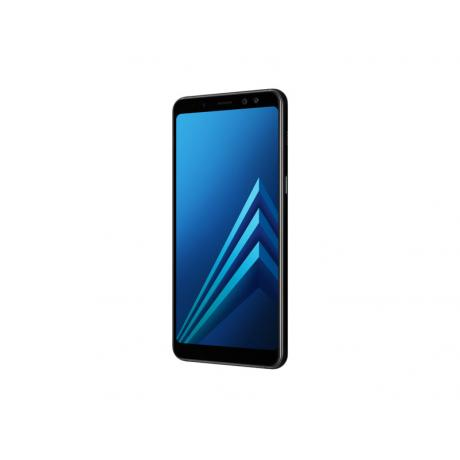 Смартфон Samsung SM-A730F Galaxy A8+ (2018) 32Gb Black
