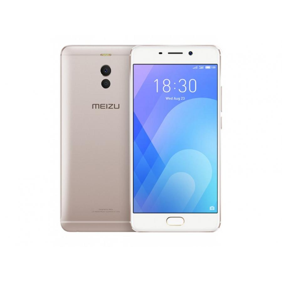 Смартфон Meizu M6 Note 16Gb Gold meizu m2 note 16gb white