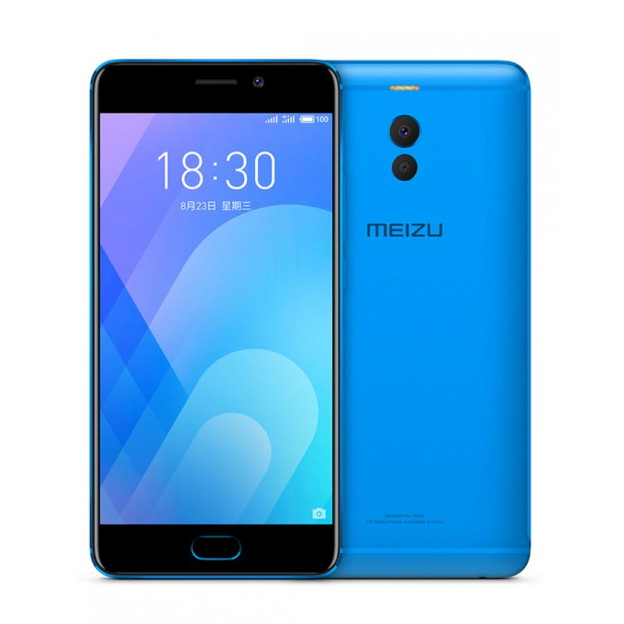 Смартфон Meizu M6 Note 16Gb Blue meizu m2 note 16gb white