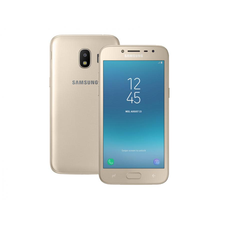 Смартфон Samsung Galaxy J2 (2018) SM-J250F/DS Gold смартфон samsung galaxy j2 prime gold