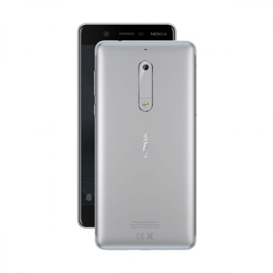 Смартфон Nokia 5 Dual sim (TA-1053) Silver смартфон nokia 8 polished blue