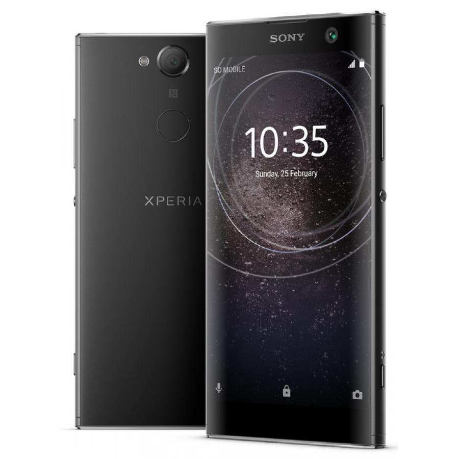 Смартфон Sony Xperia XA2 Ultra Dual 32Gb H4213 Black смартфон sony xperia h4213 xa2 ultra dual 32gb black