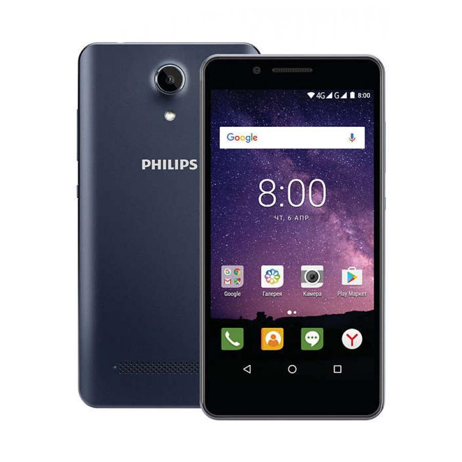 Смартфон Philips S327 2+ 16G LTE Royal Blue все цены