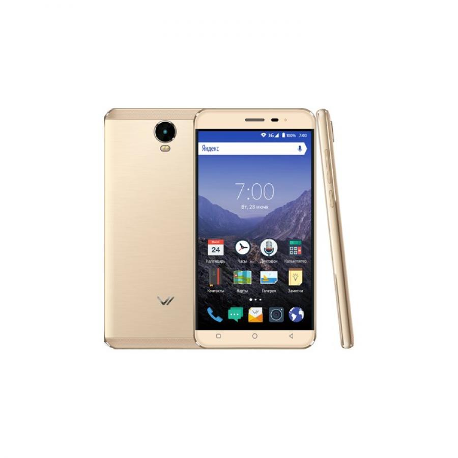 Смартфон Vertex Impress Eagle LTE Gold смартфон vertex impress eclipse lte gold