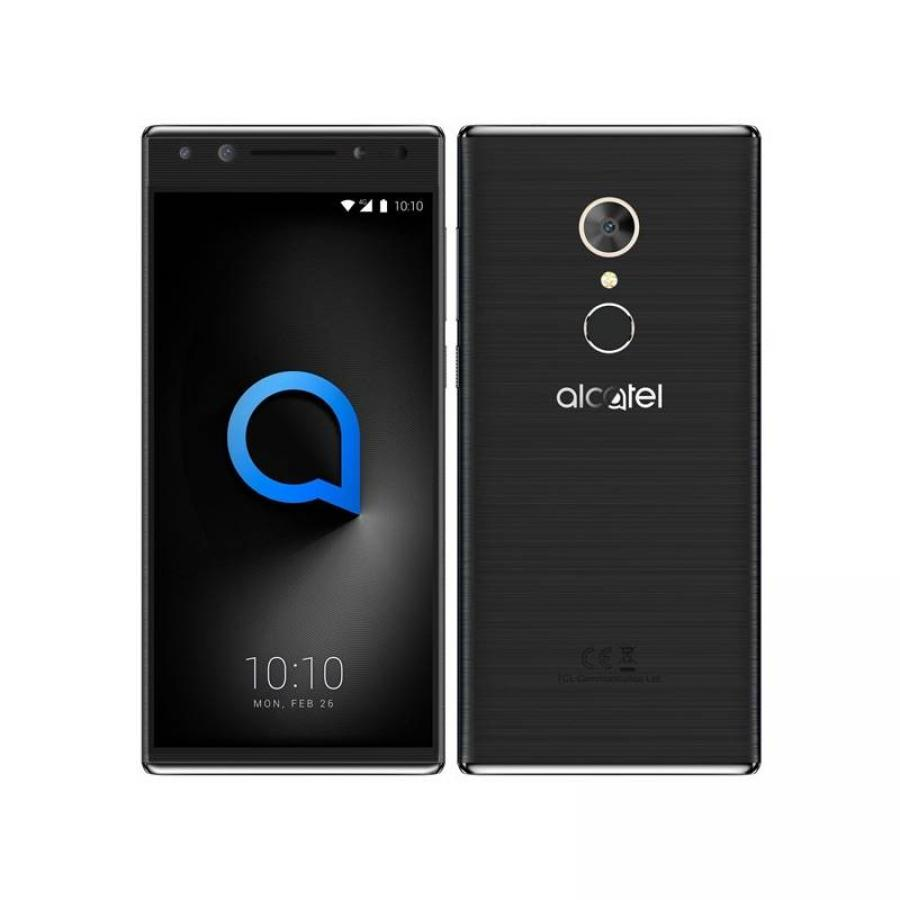 Смартфон Alcatel 5 5086D Black смартфон alcatel idol 5 6058d metal silver