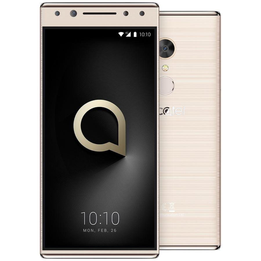 Смартфон Alcatel 5 5086D Gold смартфон alcatel idol 5 6058d metal silver