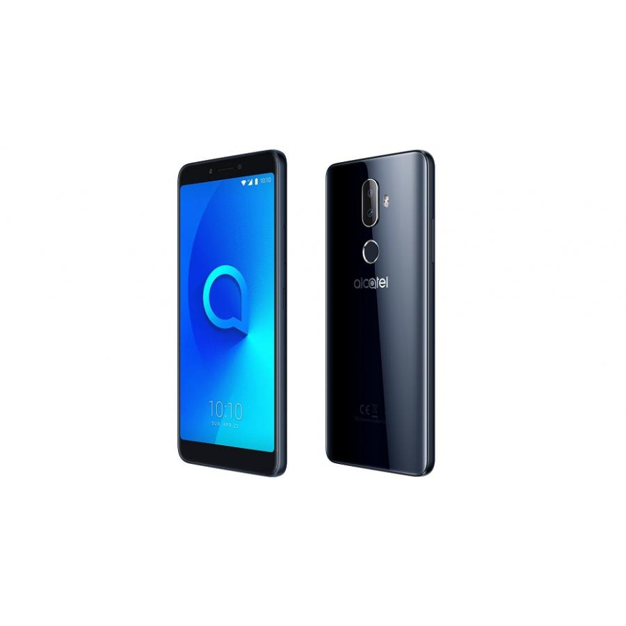 Смартфон Alcatel 3V 5099D Black смартфон alcatel 3v 5099d синий