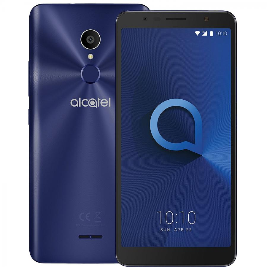 Смартфон Alcatel 5026D 3C Black Blue смартфон alcatel 3с 5026d синий