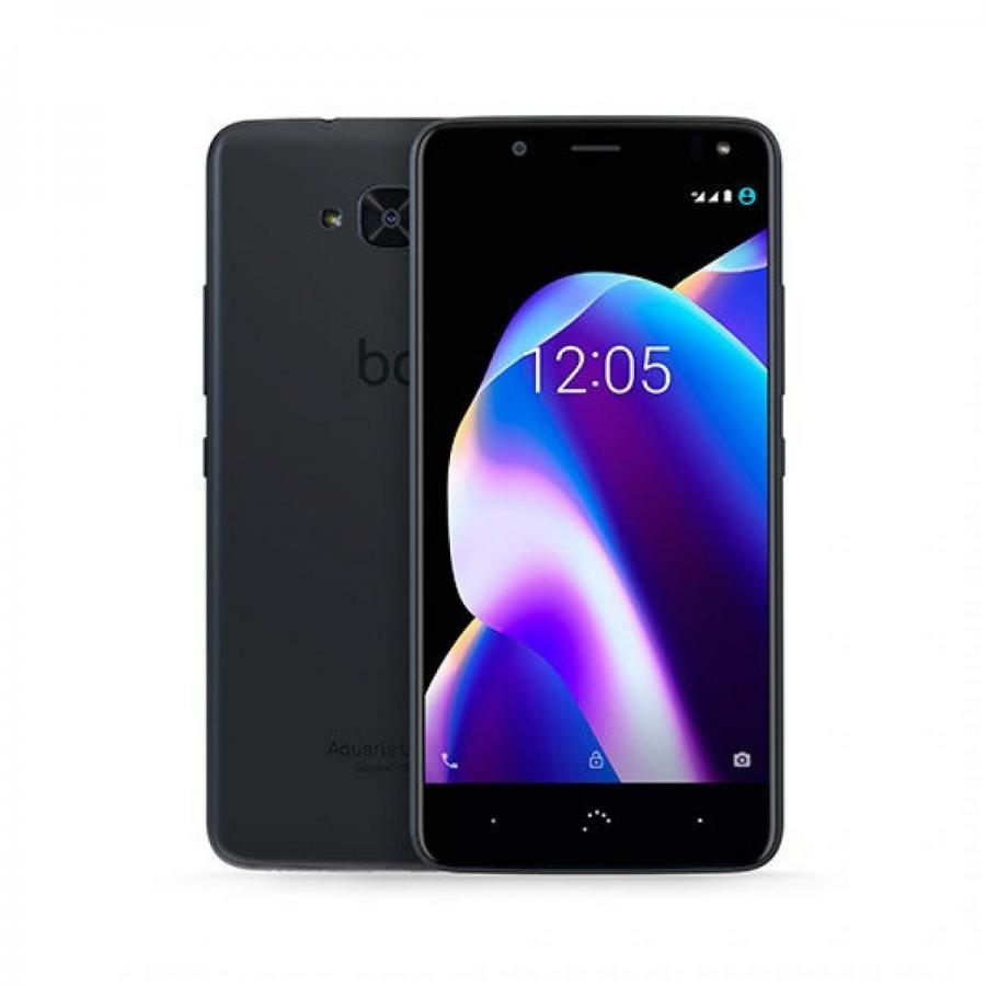 Смартфон BQ Aquaris U2 Carbon Black смартфон bq bqs 5011 monte carlo black
