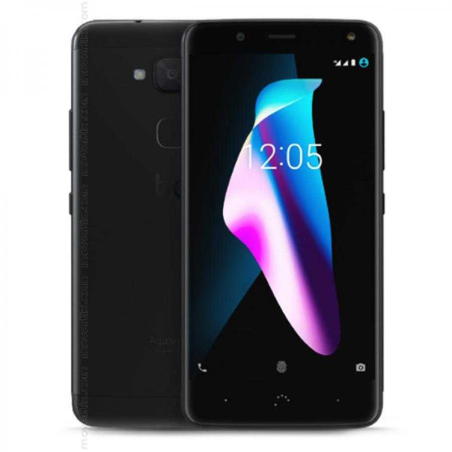 Смартфон BQ Aquaris V 16Gb Black bq aquaris m5 16gb 3gb ram dual sim lte black