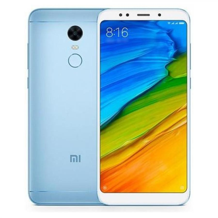 Смартфон Xiaomi Redmi 5 2/16GB Blue смартфон xiaomi redmi 4x 16gb gold