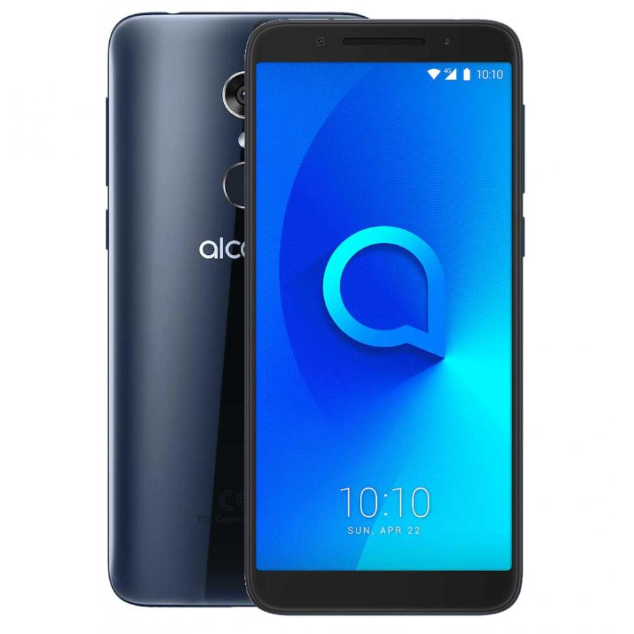 Смартфон Alcatel 3 5052D Spectrum Black alcatel one touch 6039y idol 3 mini grey
