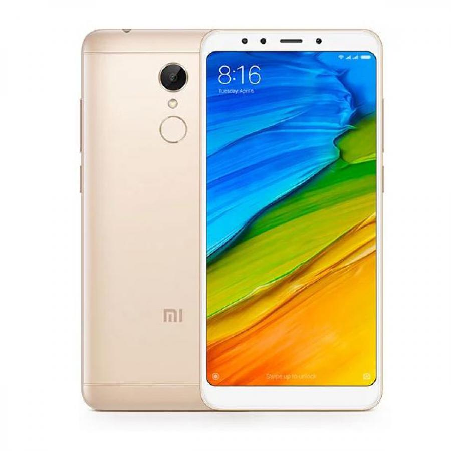 Смартфон Xiaomi Redmi 5 3/32Gb Gold смартфон xiaomi redmi 6a 2 32gb gold