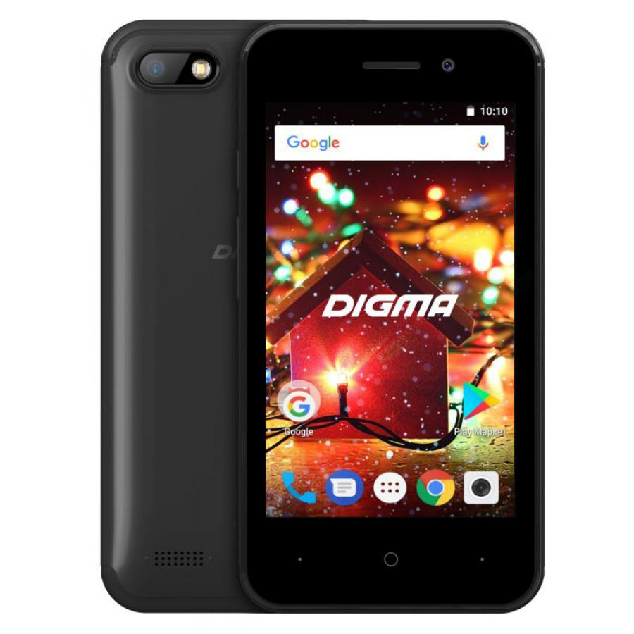 Смартфон Digma HIT Q401 Black
