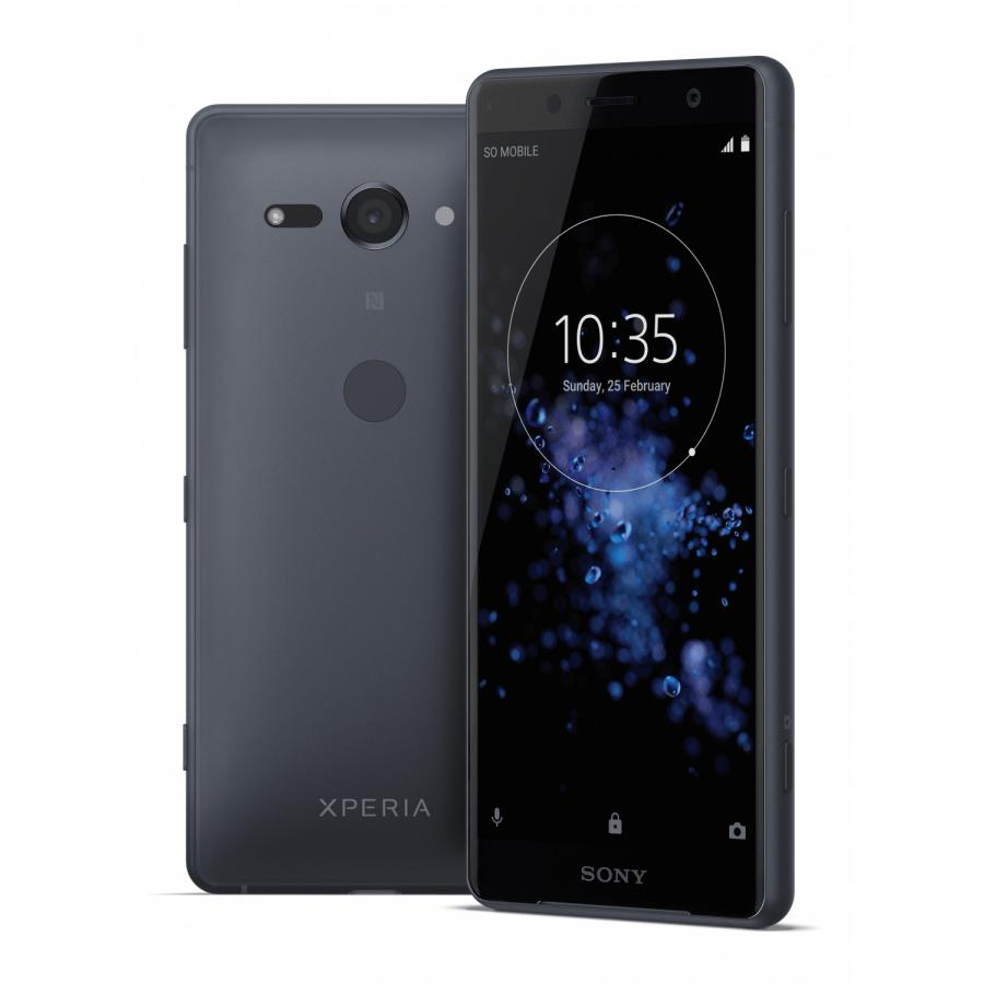 Смартфон Sony Xperia XZ2 compact DS H8324 Black смартфон sony xperia xz2 ds h8266 liquid silver