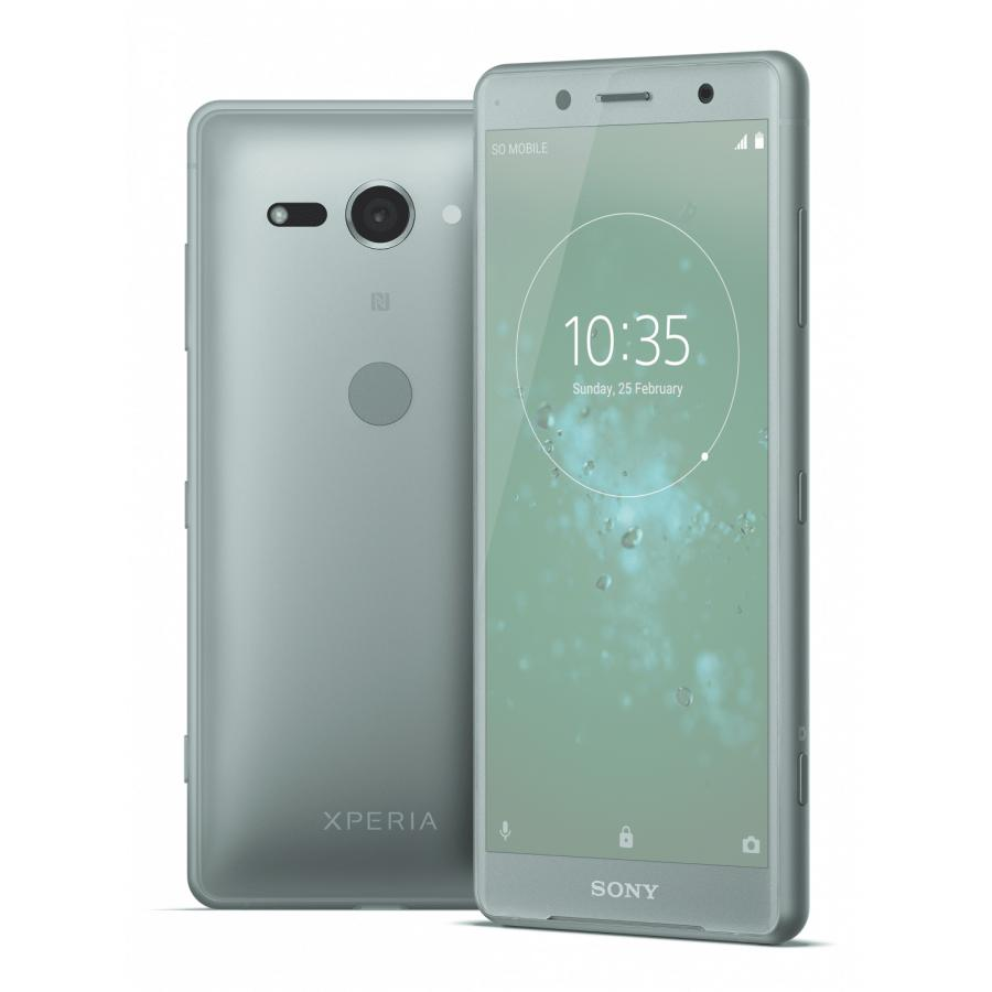 Смартфон Sony Xperia XZ2 compact DS H8324 Moss Green смартфон sony xperia xz2 ds h8266 liquid silver
