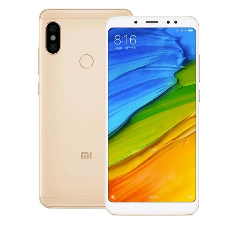 Смартфон Xiaomi Redmi Note 5 3/32Gb Gold смартфон xiaomi redmi 6a 2 32gb gold