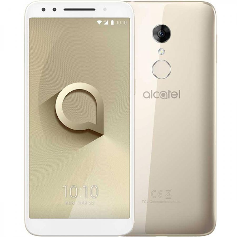 Смартфон Alcatel 3 5052D Spectrum Gold смартфон alcatel смартфон alcatel 3 5052d spectrum black