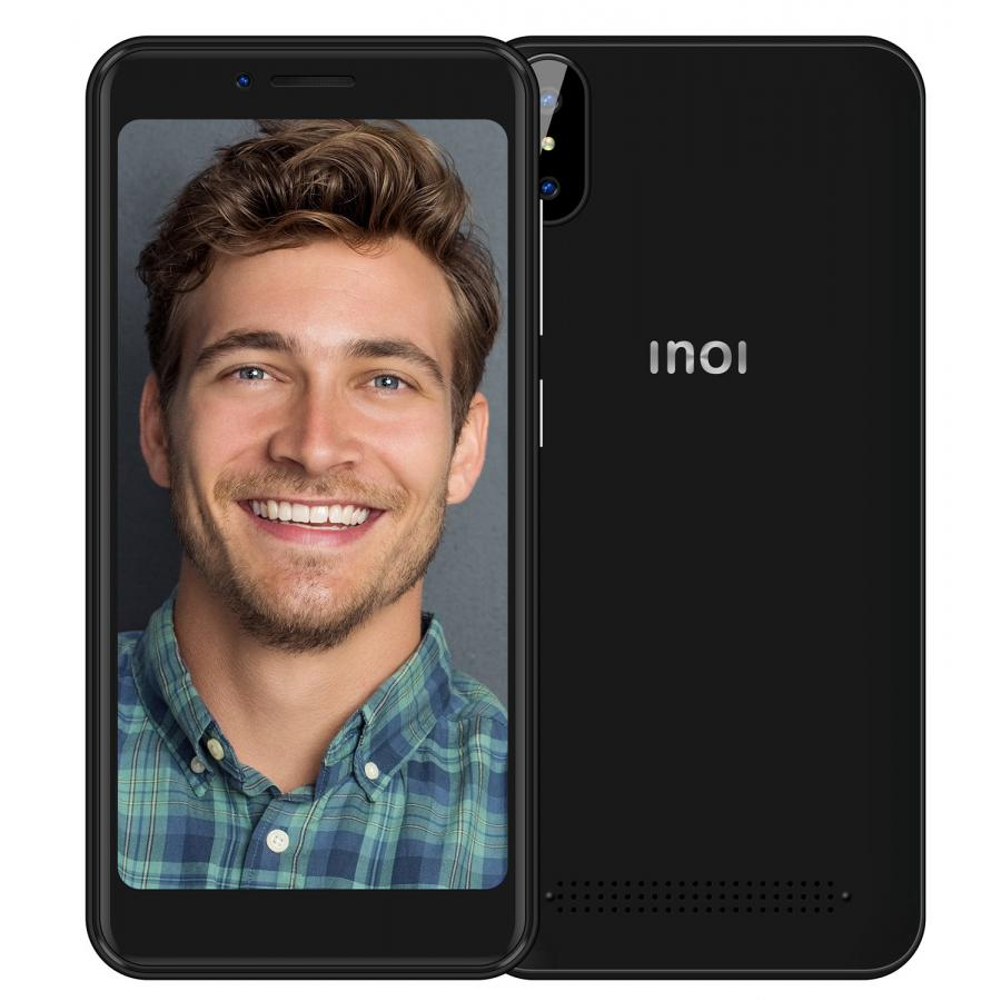 Фото - Смартфон INOI 3 LITE Black смартфон inoi 2 1 8gb black