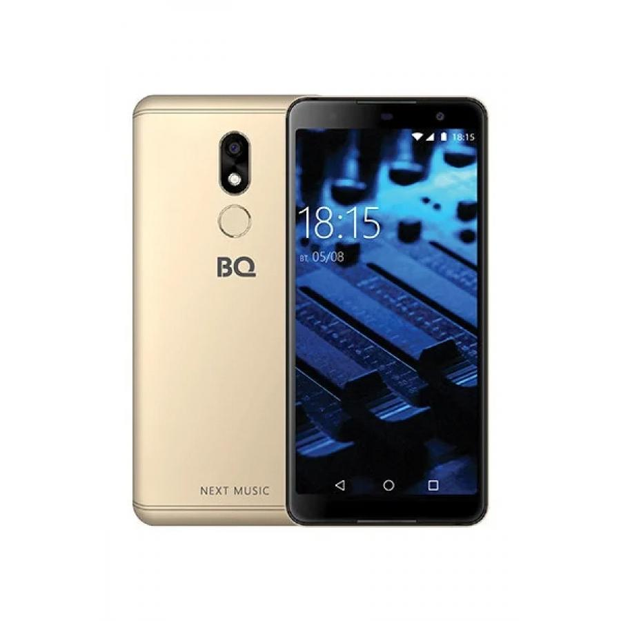 Смартфон BQ 5707G Next Music Gold