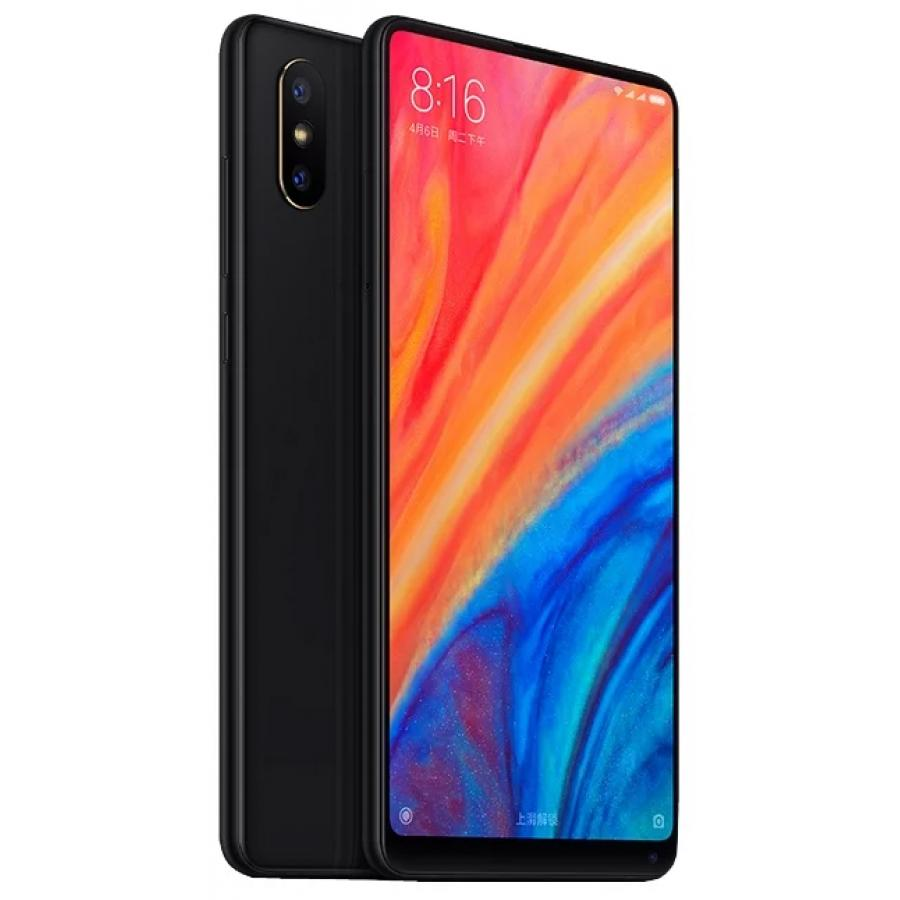Смартфон Xiaomi Mi Mix 2S 6/64GB Black xiaomi mi mix 2 4g phablet 64gb rom