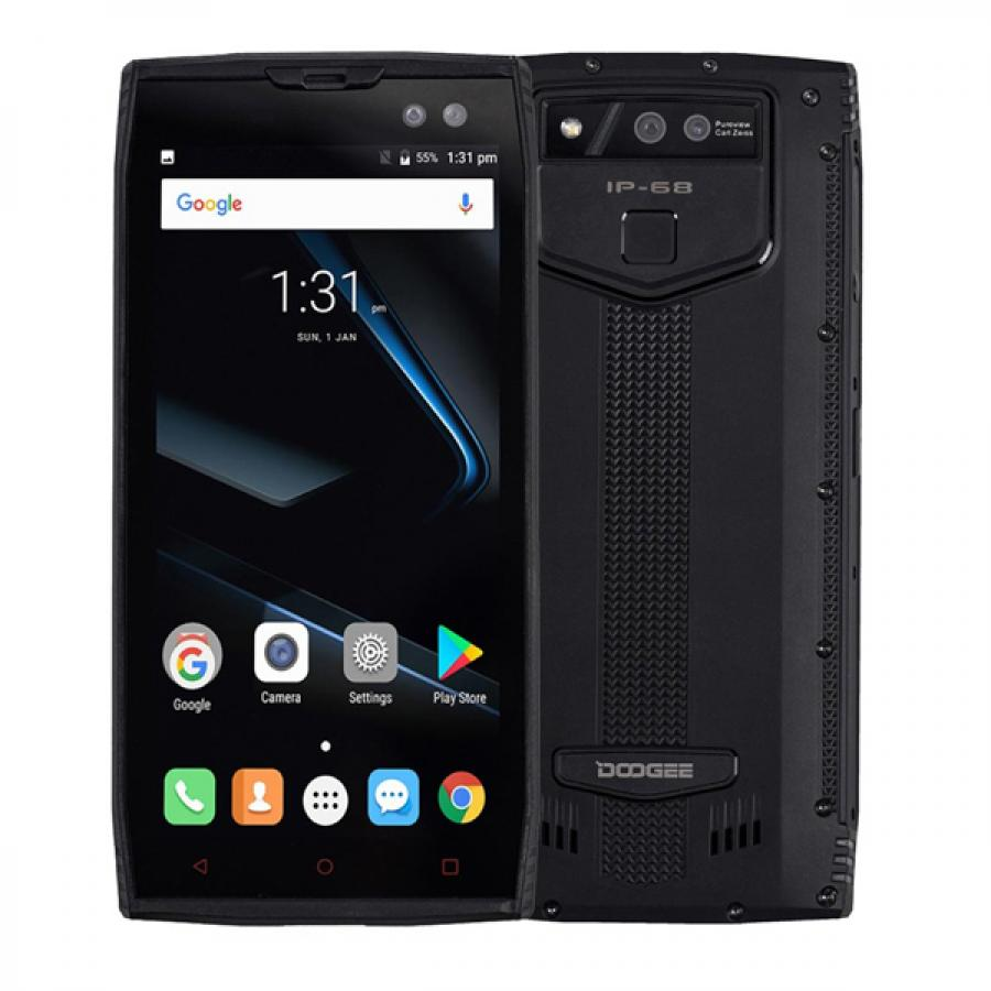 Смартфон Doogee S50 6/64Gb Mineral Black сотовый телефон doogee s70 lite mineral black