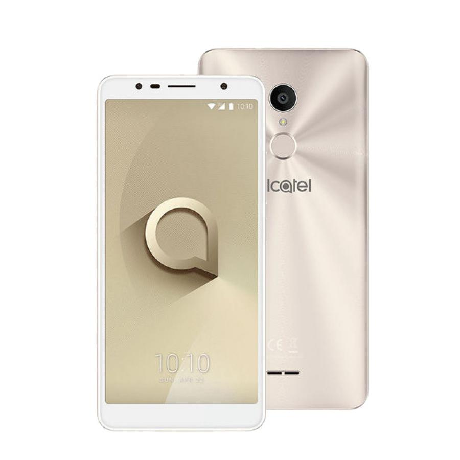 Смартфон Alcatel 5034D 3L Metallic Gold сотовый телефон alcatel 3l 5034d metallic blue