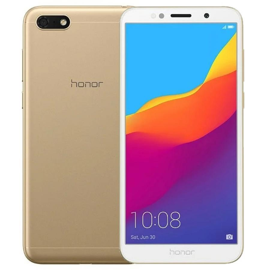 Смартфон Honor 7A LTE Dual sim Gold