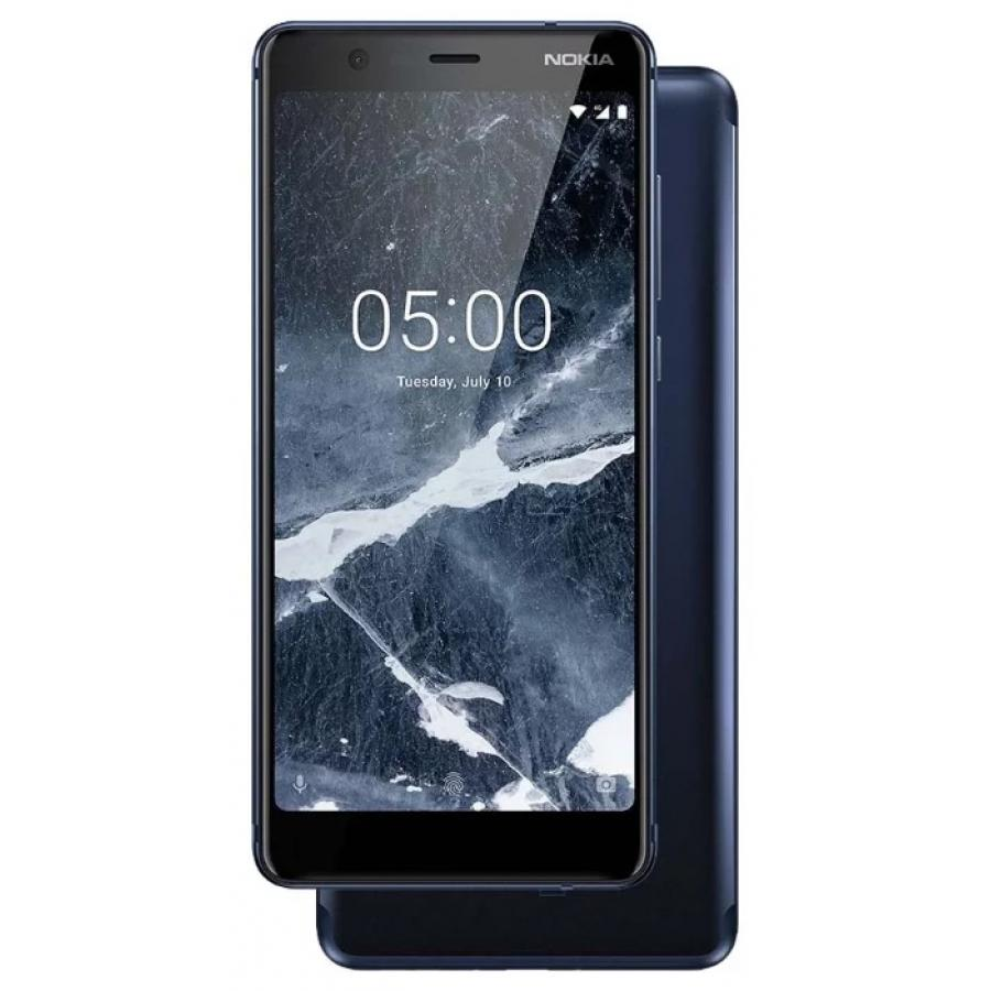 Смартфон Nokia 5.1 16Gb Blue смартфон nokia 5 1 16gb blue