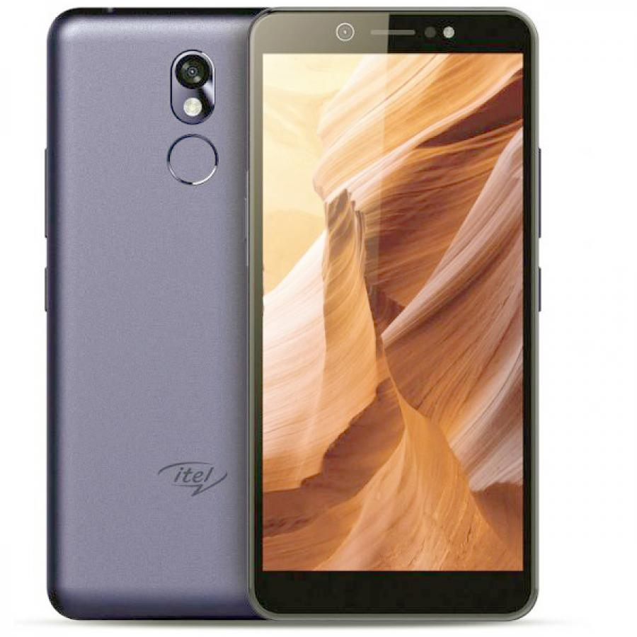 Смартфон Itel A44 Anthracite Grey папка для акварели koh i noor pop aquarell a3 10 листов 9920003 9920003