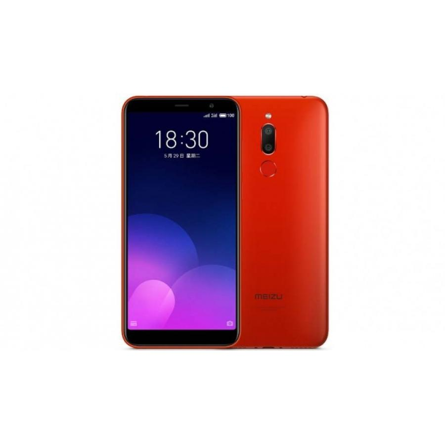 Смартфон Meizu M6T 3/32GB Red смартфон meizu m6t 3 32gb gold