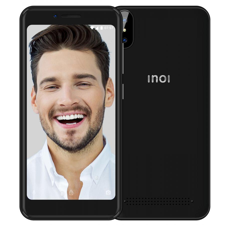 Фото - Смартфон INOI 3 LTE Black смартфон inoi 2 1 8gb black