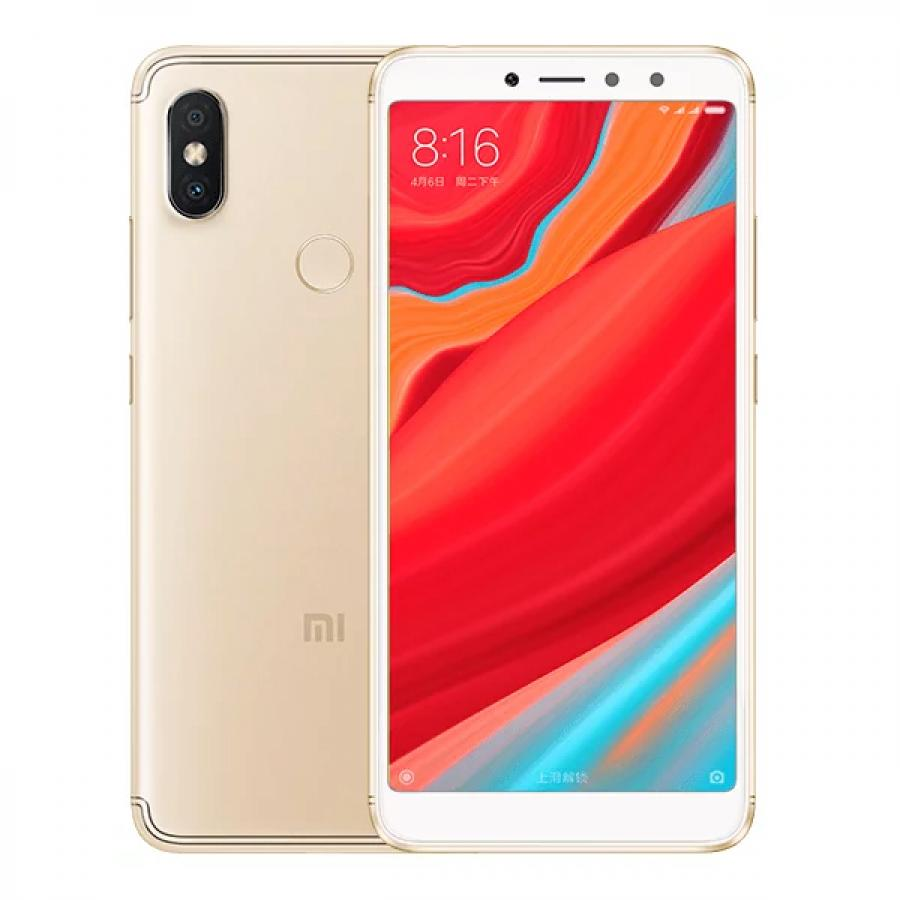 Смартфон Xiaomi Redmi S2 3/32Gb Gold смартфон xiaomi redmi 6a 2 32gb gold