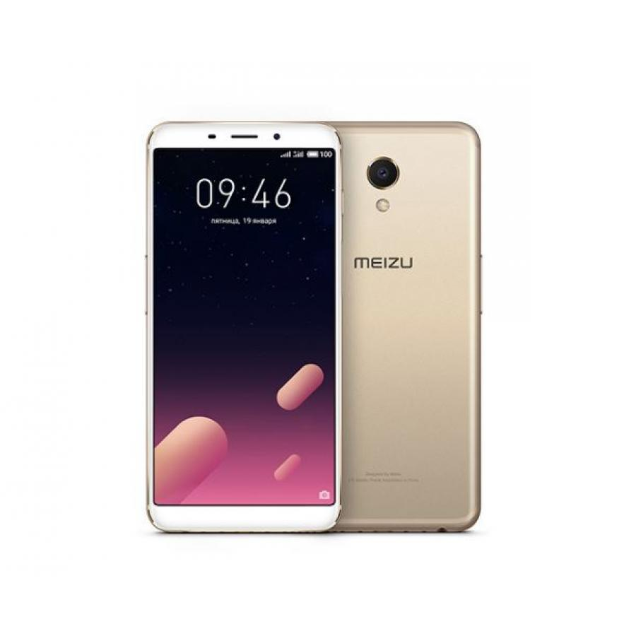 Смартфон Meizu M6s 3/32GB Gold цена и фото