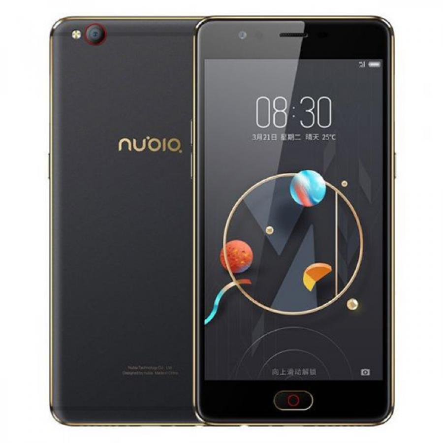 цены Смартфон Nubia M2 Lite 64Gb 3Gb Black