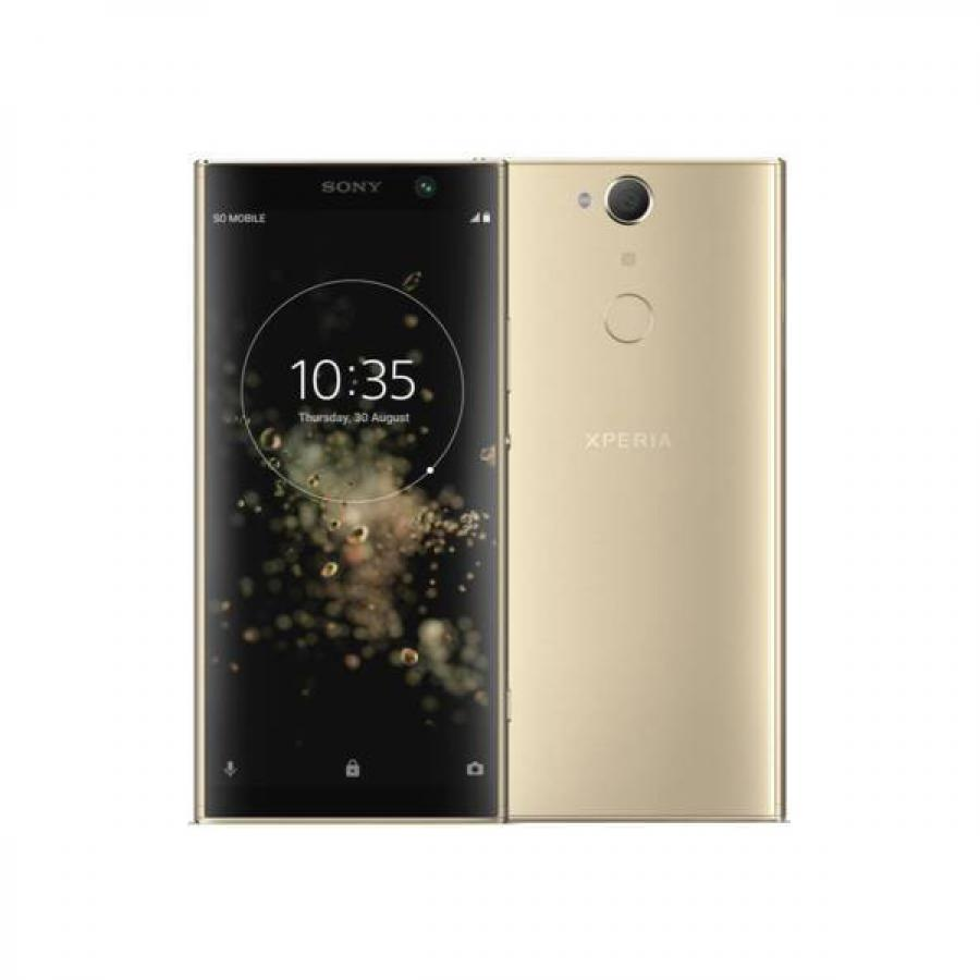 Смартфон Sony Xperia XA2 Plus 32GB DS H4413 Gold смартфон sony xperia xa2 plus 32gb ds h4413 silver