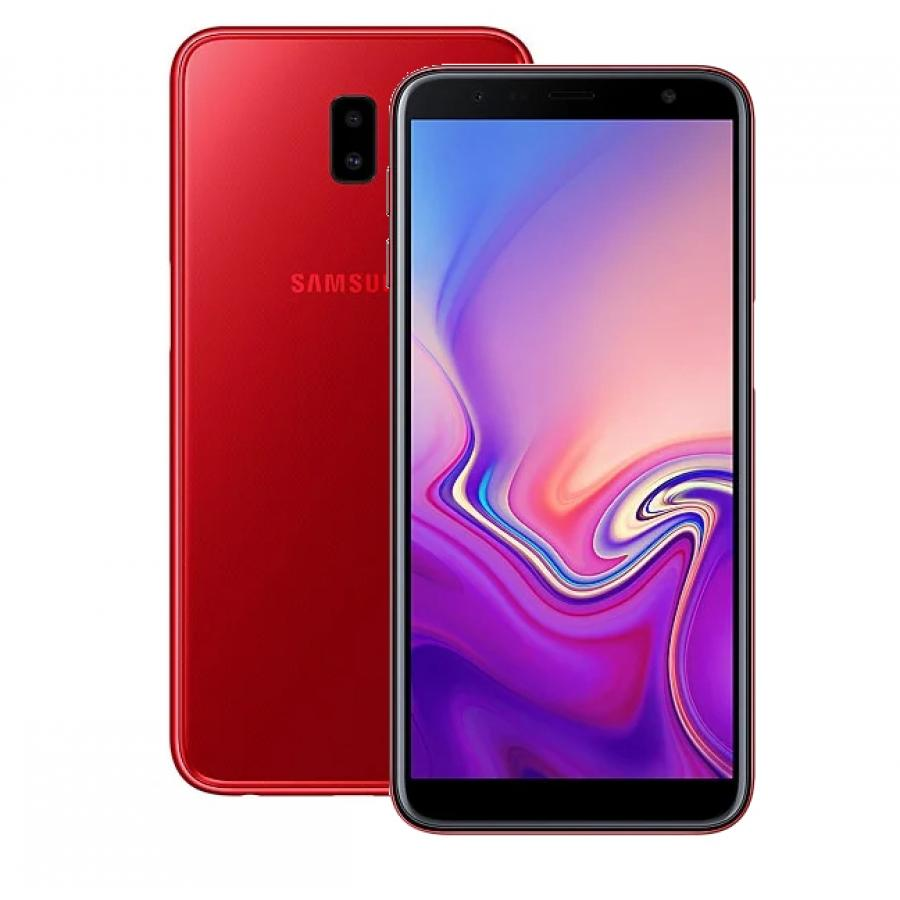 Смартфон Samsung Galaxy J6+ (2018) J610F 32Gb Red