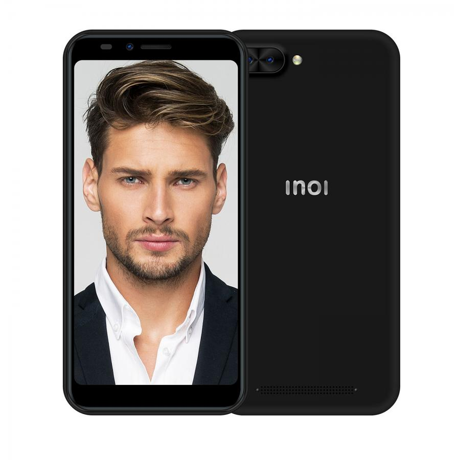 Фото - Смартфон INOI 5i Black смартфон inoi 2 1 8gb black