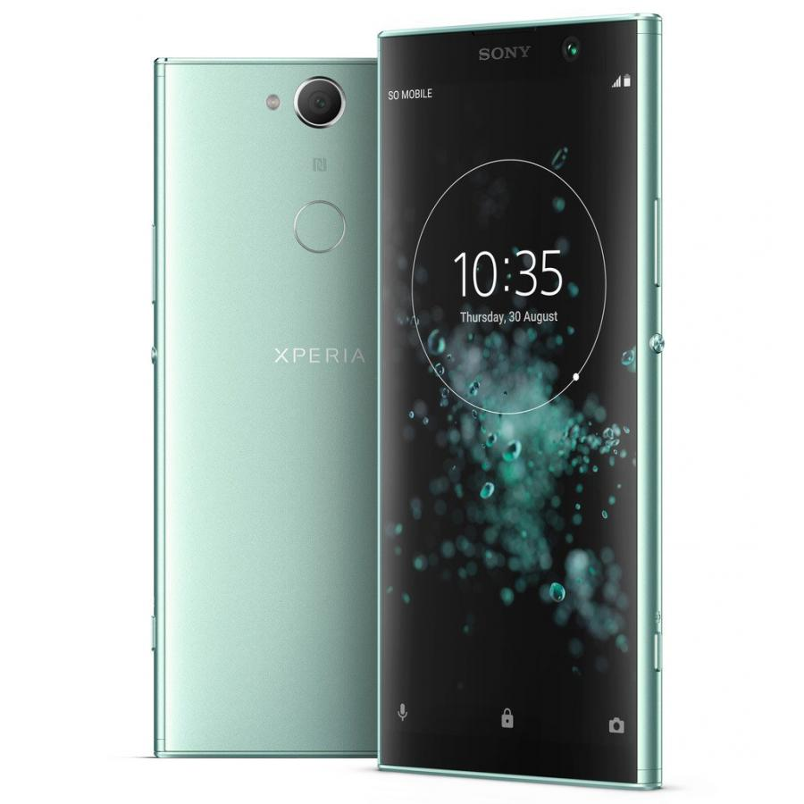 Смартфон Sony Xperia XA2 Plus 32GB DS H4413 Green sony cp s15 15000 мач