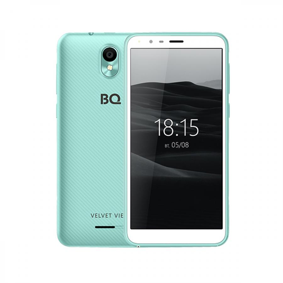 Смартфон BQ BQ-5300G VELVET VIEW MINT BLUE