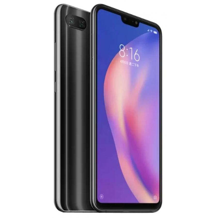 Смартфон Xiaomi  8 Lite 6/128Gb Midnight Black