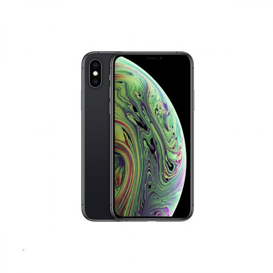 Смартфон Apple iPhone XS 256Gb Space Gray (MT9H2RU/A) apple смартфон apple iphone 6s 16gb space gray fkqj2ru a восстановленный