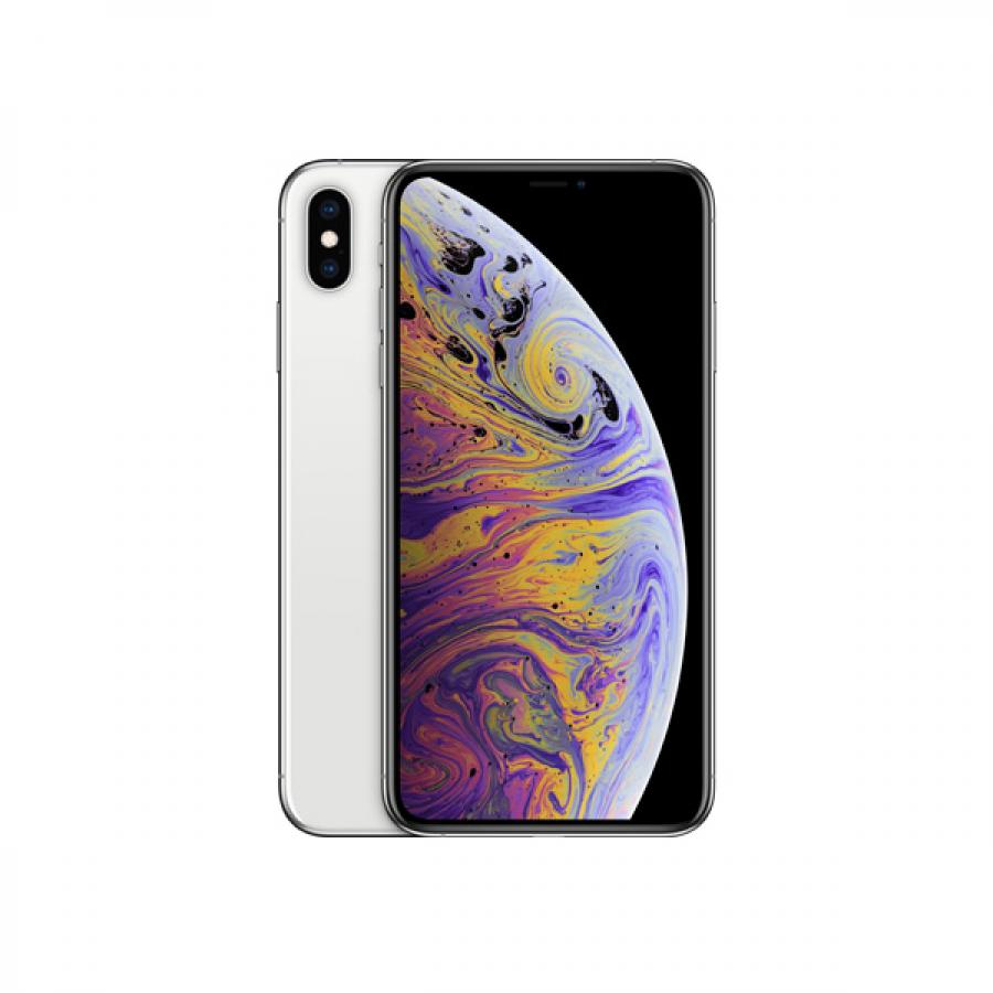 Смартфон Apple iPhone XS MAX 64Gb Silver (MT512RU/A) цена и фото