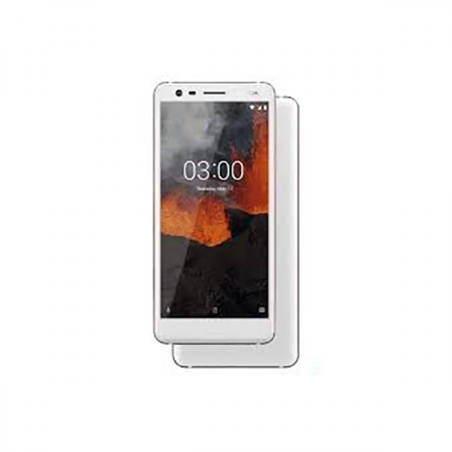 Смартфон Nokia 3.1 DS Plus White смартфон 11es2l01a01 nokia 3 1 ds blue