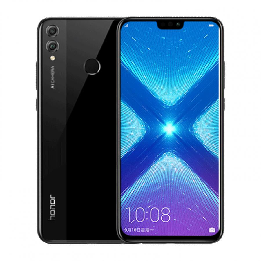 Смартфон Honor 8X 128Gb Black смартфон honor view 20 128gb чёрный
