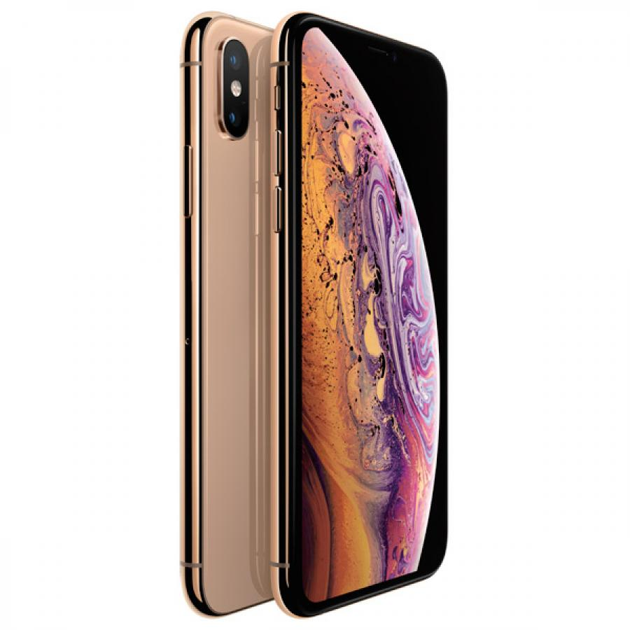 Смартфон Apple iPhone XS 64Gb Gold (MT9G2RU/A) цена и фото