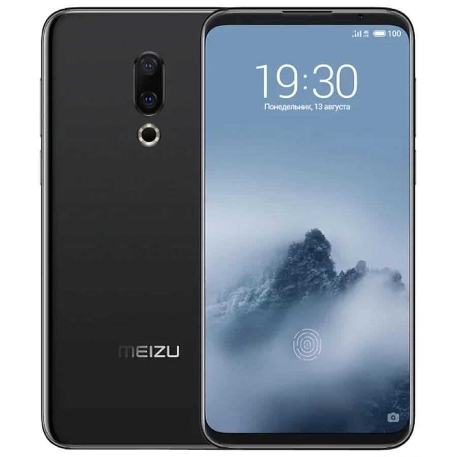 Смартфон Meizu 16th 6/64GB Midnight Black цена